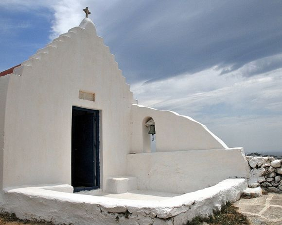 Little church next to the monastry