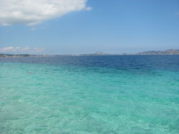 Marathonissi Island