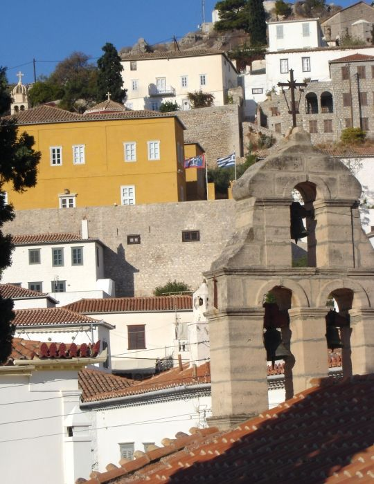 St Constantin\'s Day Hydra today