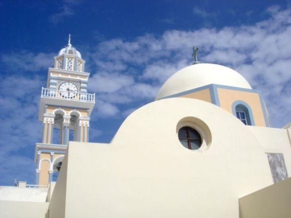 Catholic church Fira