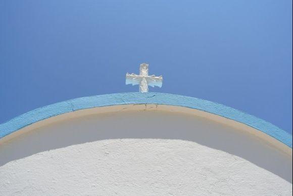 small church on the Achata
