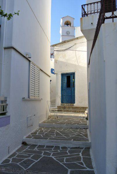 the street of Mesochori