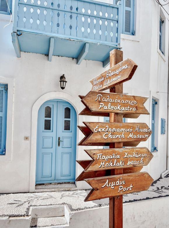 Mandraki, Nisyros Island