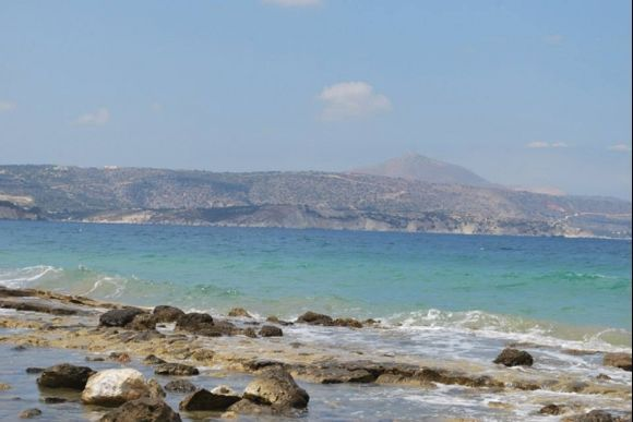 Crete, Chania, Kiani Akti  Summer 2013