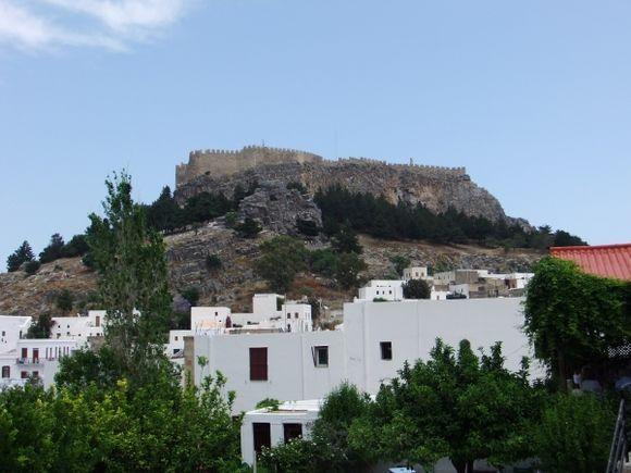 Acropolis at Lindos