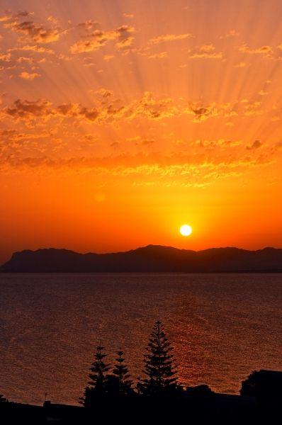 Sunrise at Agia Marina