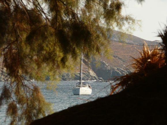 Kea Koundouros bay