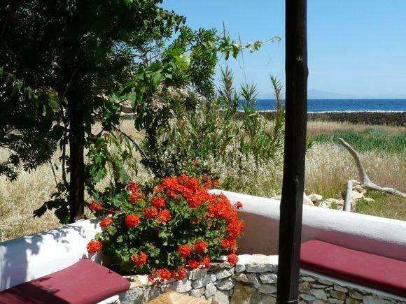 Taverna at Kendros beach