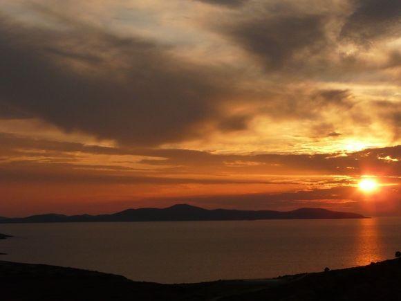 Arki Dodecannese Sunset