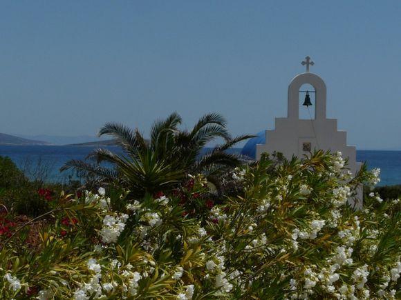 Antiparos Chapel nearby Soros