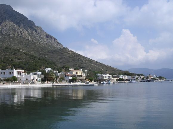 Telendos island - Remote and peaceful place near Kalymnos island Dodecanese