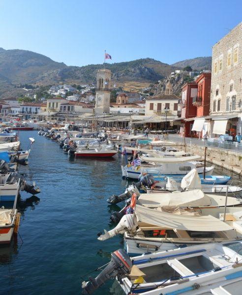 Sweet Little Village One of my favorite Greek islands