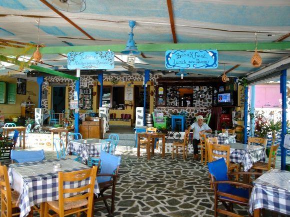 Taverna in Telendos