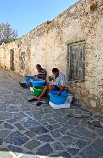 Everydaylife in Donoussa