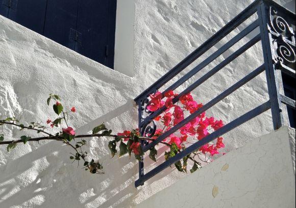 A balcony