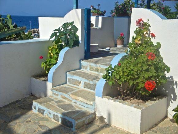 Lovely corner in Stavros