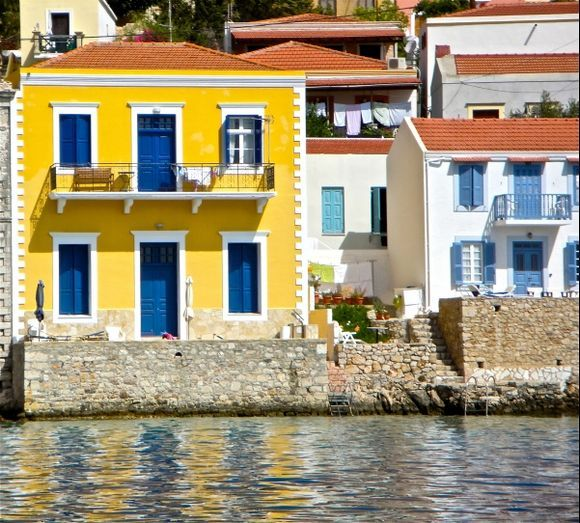 Nimporio houses