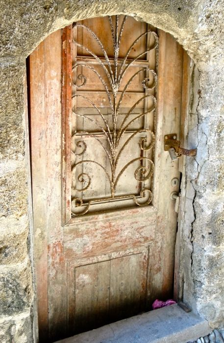 Doors in the Old Town