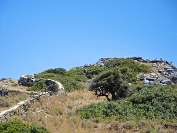 Homer\'s tomb: one of the reasons why all of us can find in Greece our common roots
