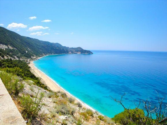 Pefkoulia beach