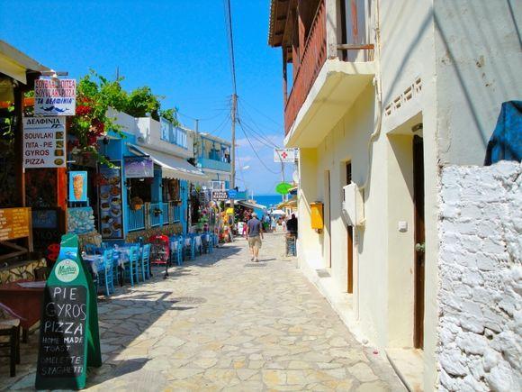 The little village of Agis Nikitas