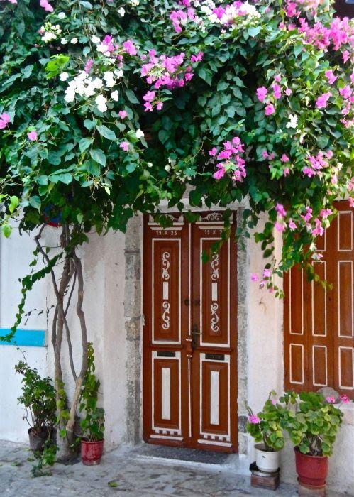 Door in Mandraki