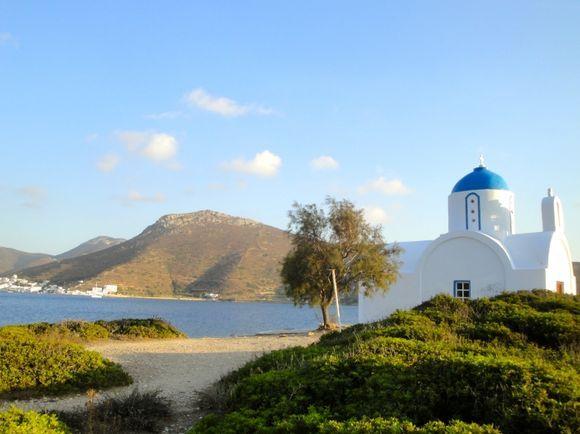 Agios Panteleimon church