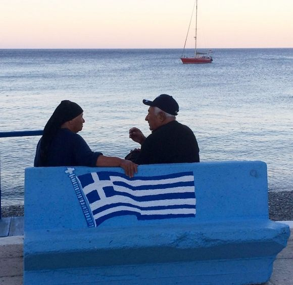 That's Greece!