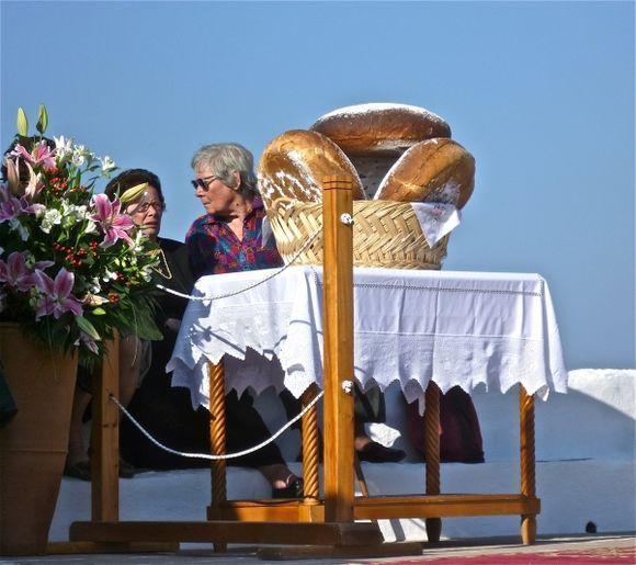 Feast day at Chrissopygi