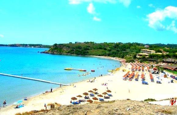 nice beach St.Nicolas