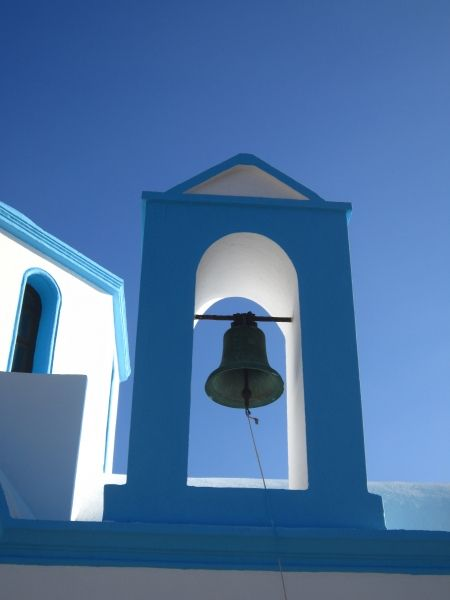 Shades of blue .....