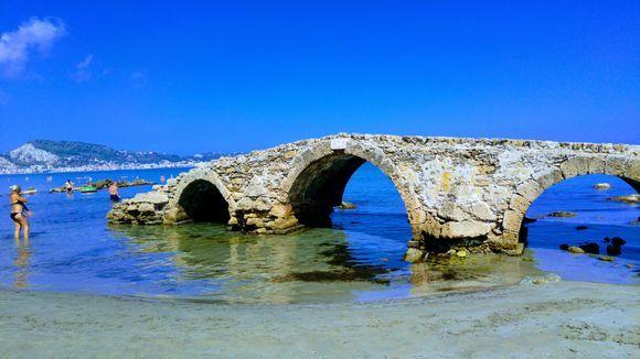 bridge in the sea 2