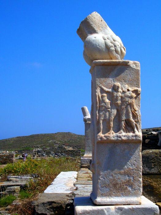 Monument of Carystius