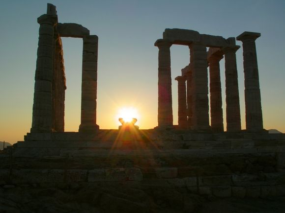 Diamonds are forever - Sounion