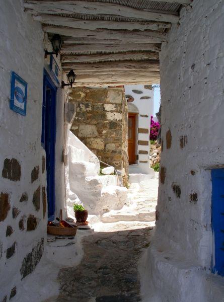 Serifos' alleys #1