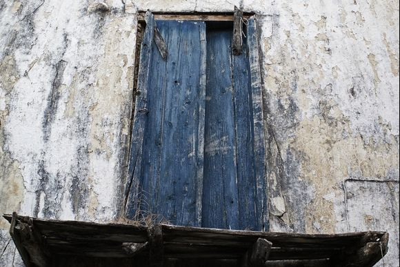 Paleochora,Crete door
