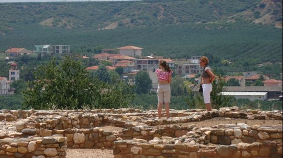 Olynthos in Halkidiki