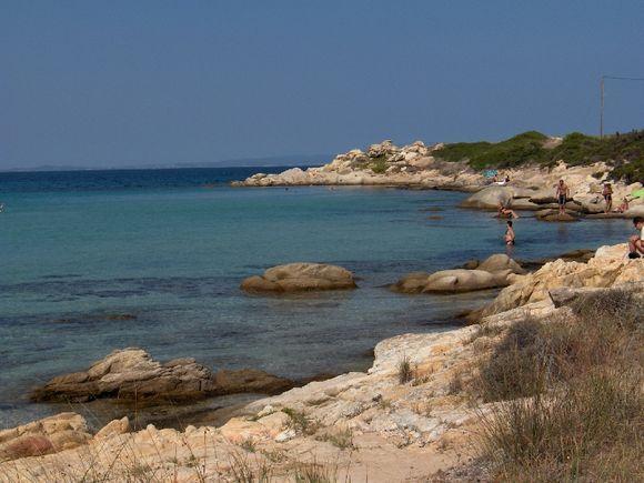 \'karidi\' beach