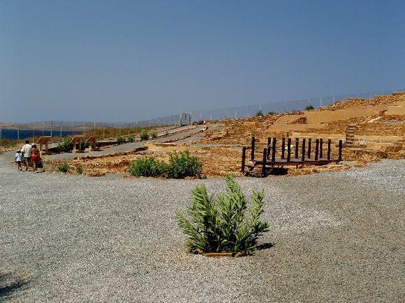 Ifestia, ancient theatre