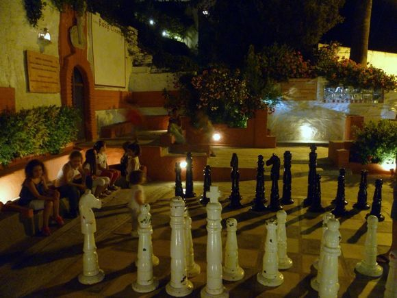 Chess Game in Ioulis