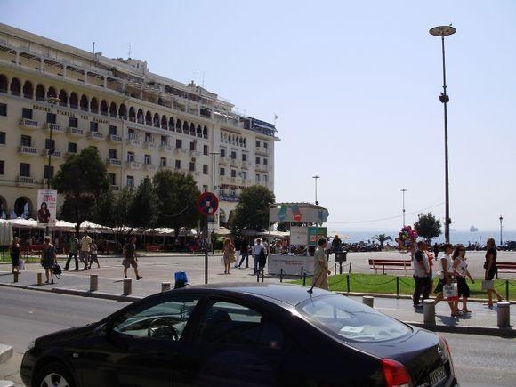 Aristotle Square, ThessalonikiAristotle Square,