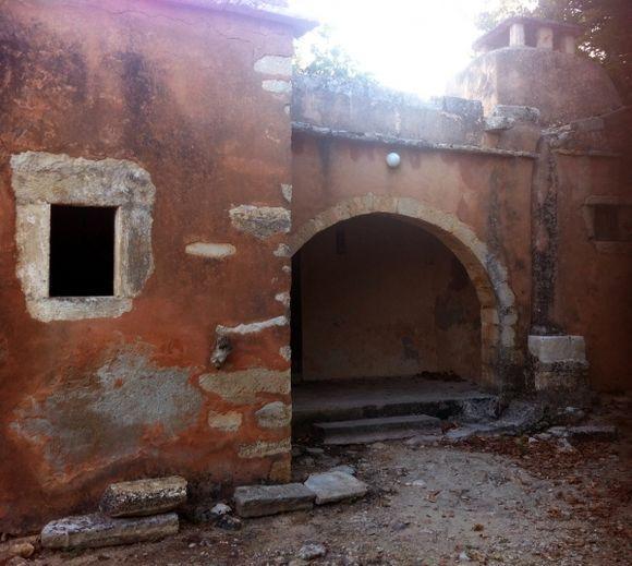 st. George monastery Vamos