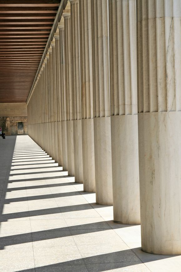 Athenian Temple