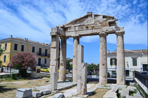 Historical Center of Athens