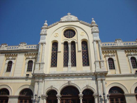 Church in Heraklion