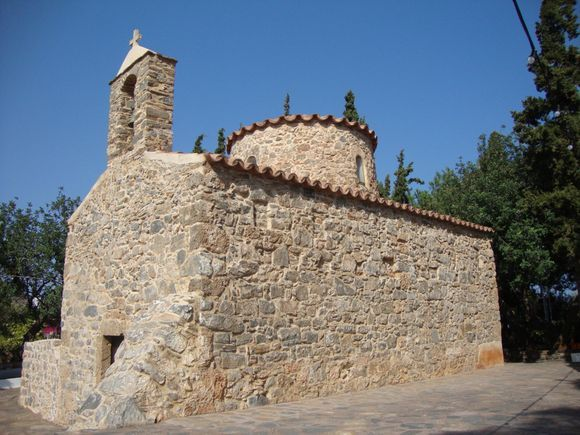 Agios Nikolaos - Church of St. Nicholas