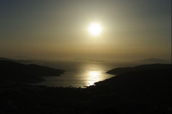 Katapola Sunset