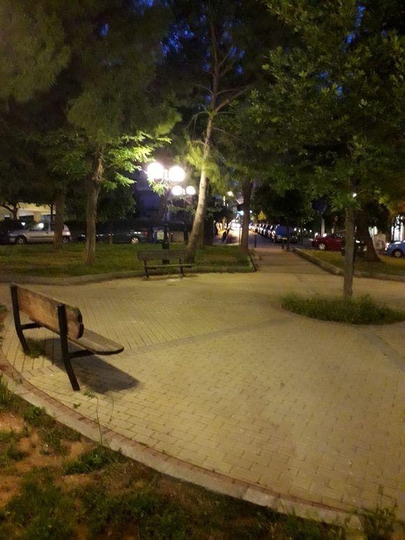 Park in Pefki