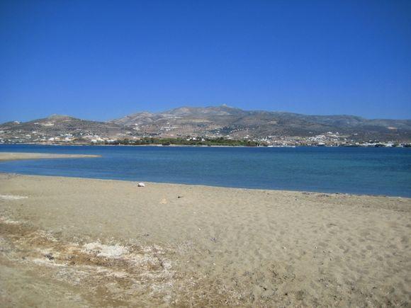 Paros from Antiparos 1.