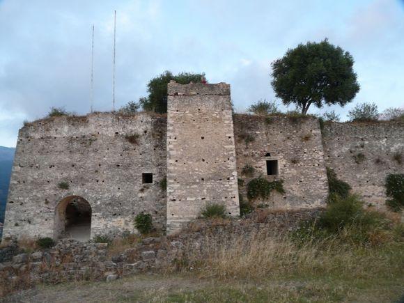 Parga - Castle